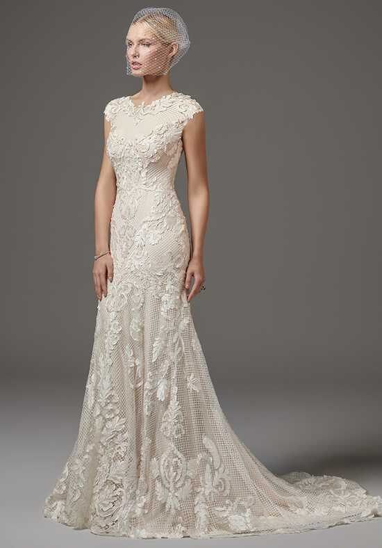 Sottero and Midgley Suzanne Rose Wedding Dress