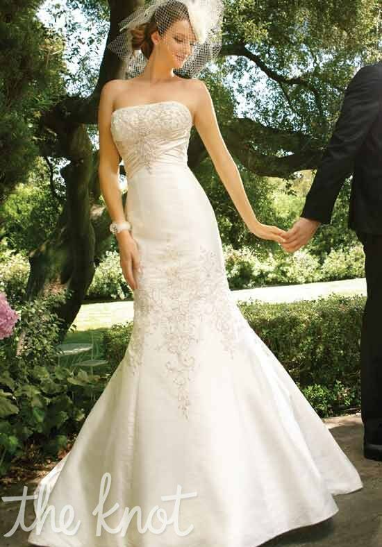 Casablanca Bridal 2016 Mermaid Wedding Dress