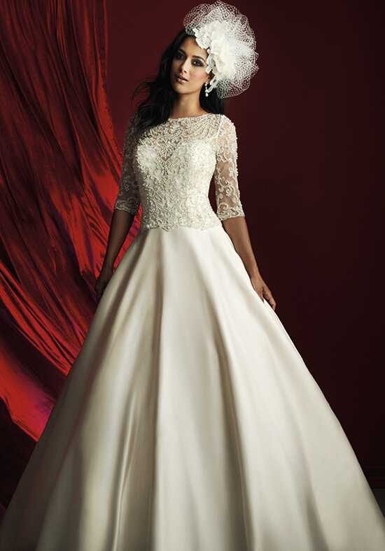 Allure Couture C368 Ball Gown Wedding Dress