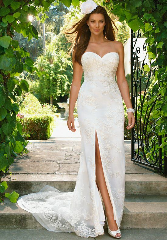 Casablanca Bridal 2022 Mermaid Wedding Dress