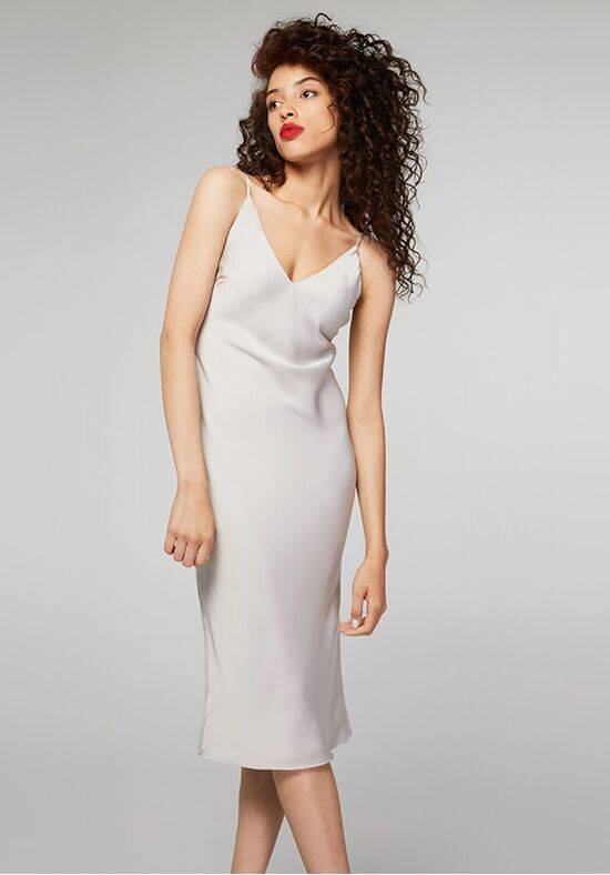 Fame and Partners Bridesmaid Paxton V-Neck Bridesmaid Dress