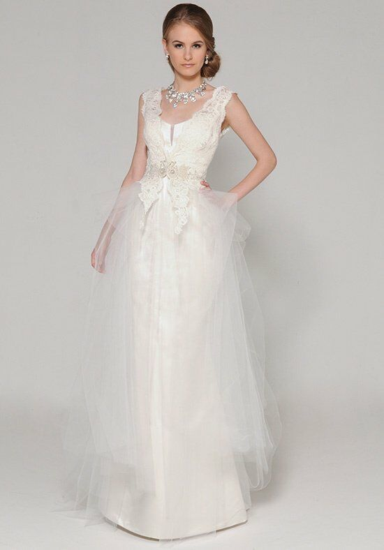 Eugenia Seraphina 3945 A-Line Wedding Dress