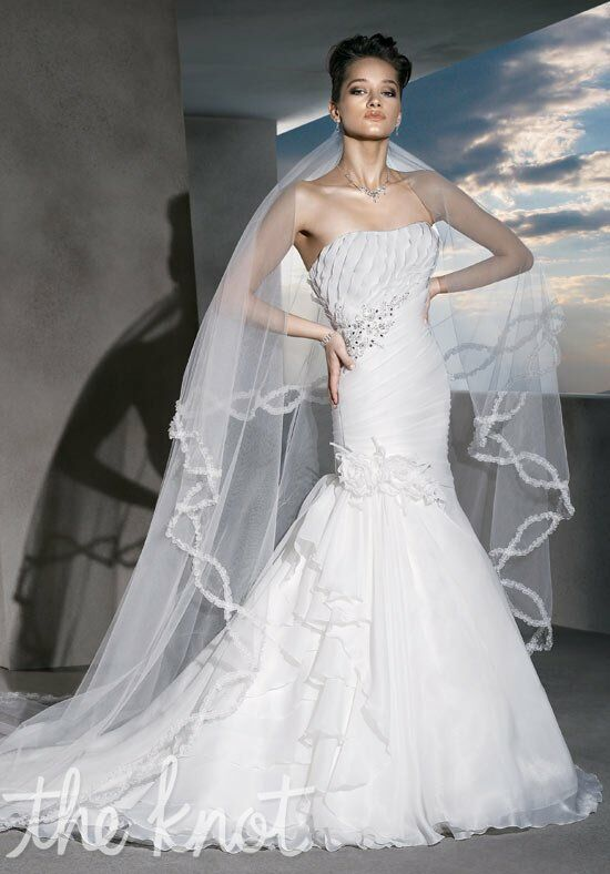 Demetrios 3178 Mermaid Wedding Dress