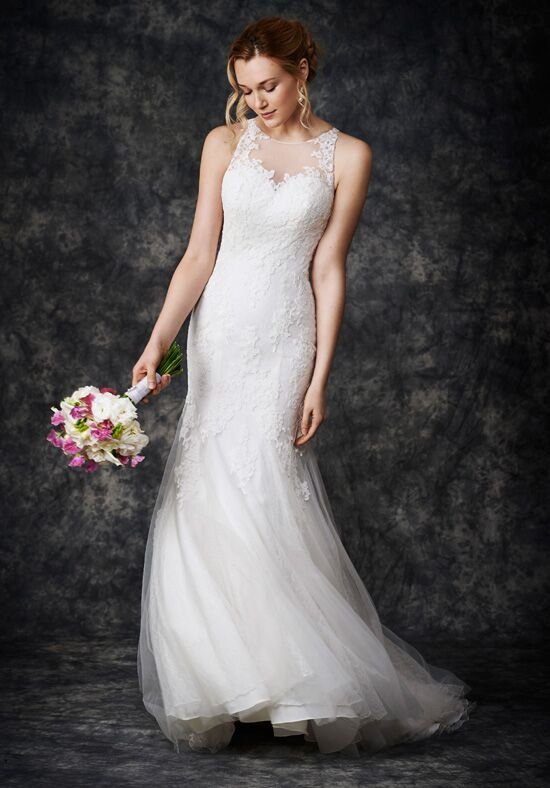 Kenneth Winston: Gallery Collection GA2256 Mermaid Wedding Dress