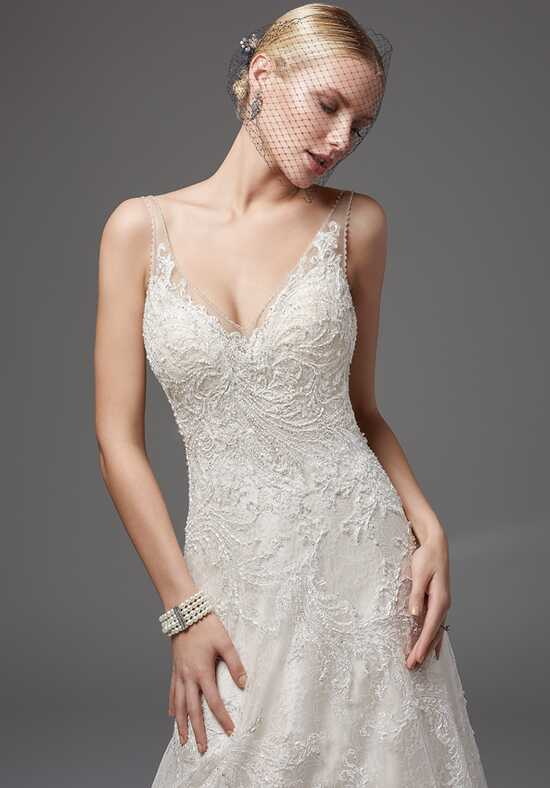 Sottero and Midgley Cecilia A-Line Wedding Dress