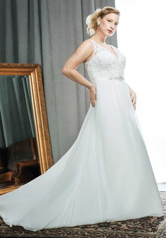 Femme by Kenneth Winston 3401 Ball Gown Wedding Dress