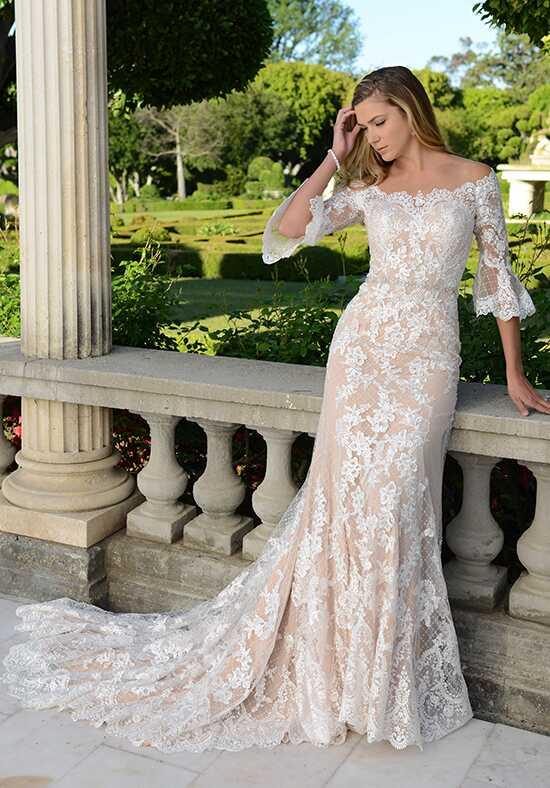 Venus Bridal VE8357N Mermaid Wedding Dress