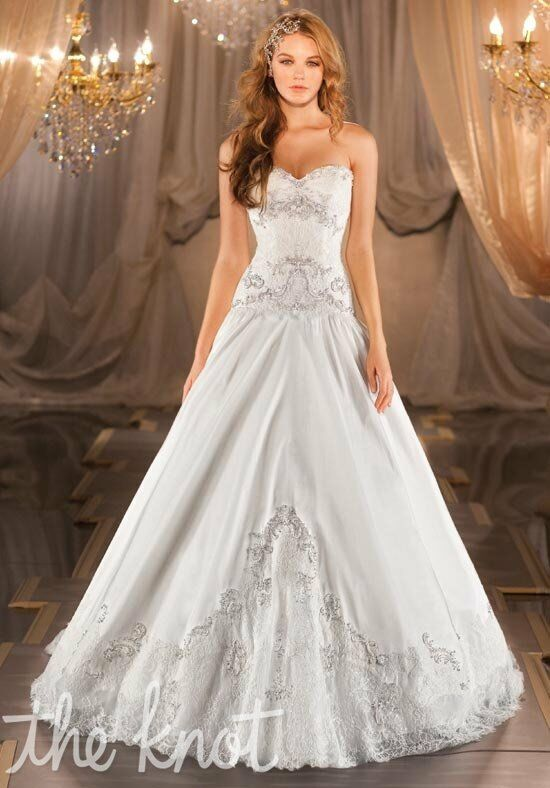 Martina Liana 383 Ball Gown Wedding Dress
