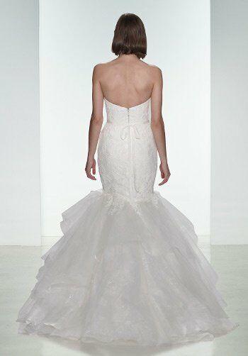 Nouvelle amsale aiden wedding dress the knot for Nouvelle amsale wedding dress