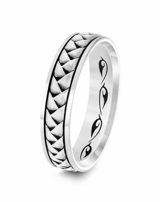 Scott Kay G0982C806 Platinum Wedding Ring