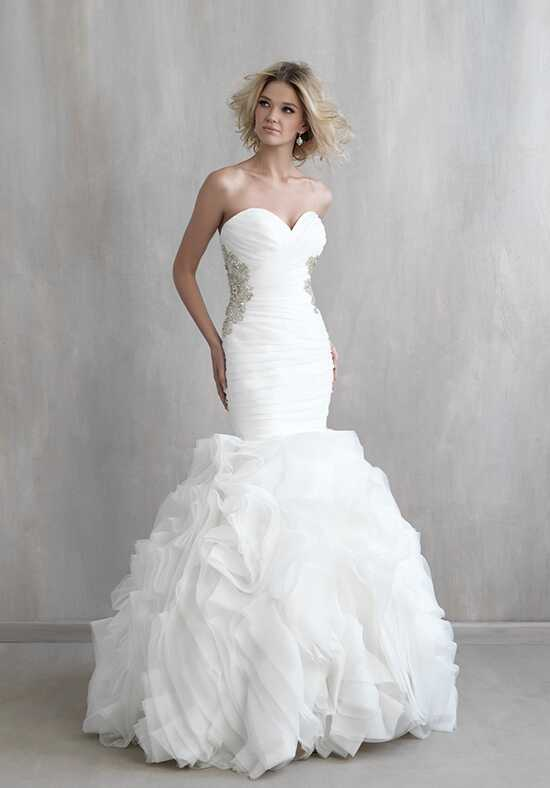 Madison James MJ202 Wedding Dress photo