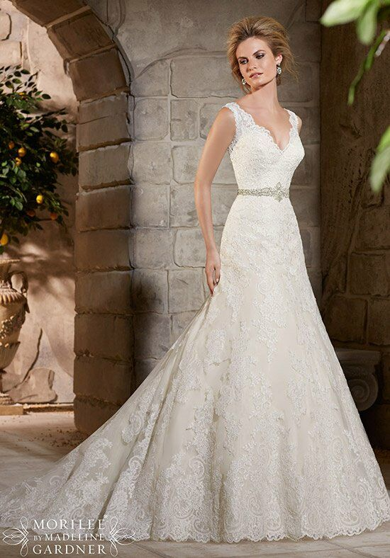 Morilee by Madeline Gardner 2783 A-Line Wedding Dress