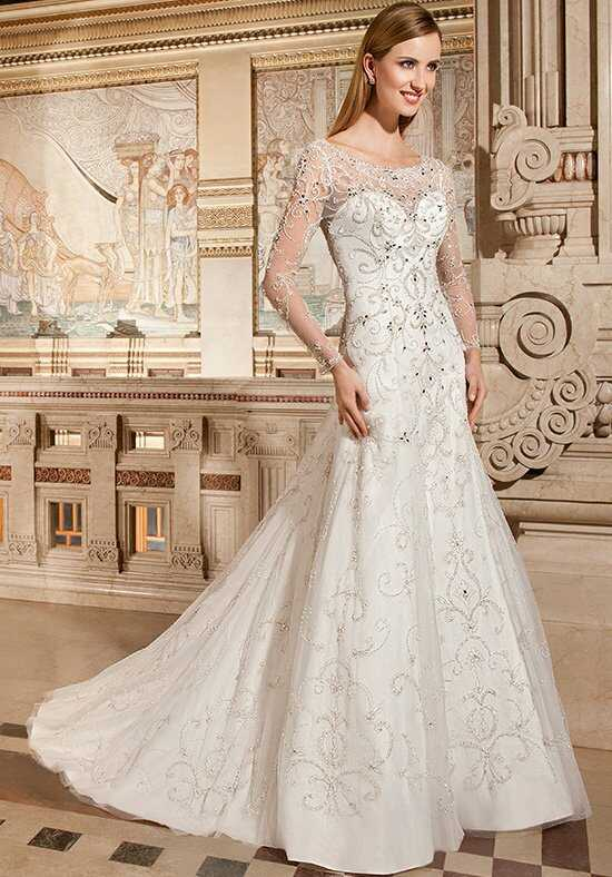 Demetrios 4328 A-Line Wedding Dress