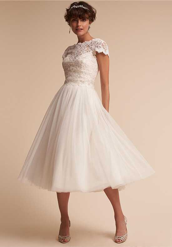 BHLDN Sydney Top & Marcie Skirt A-Line Wedding Dress