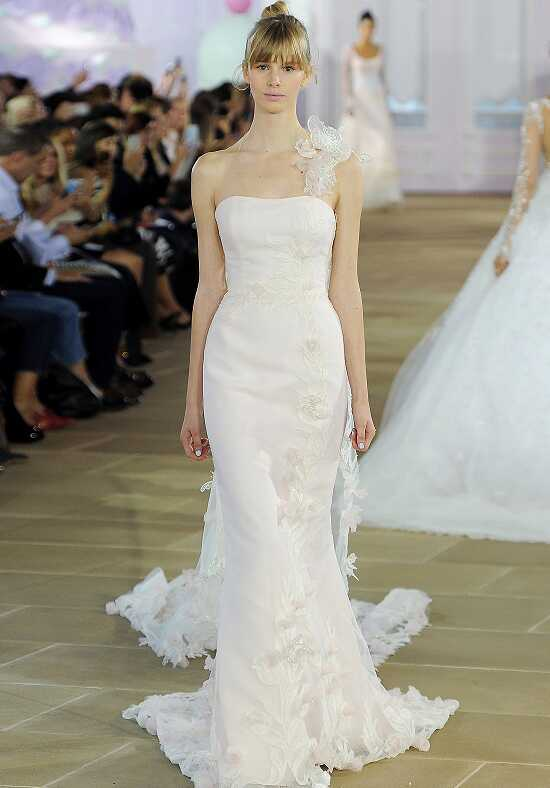 Ines Di Santo Chantelle Sheath Wedding Dress