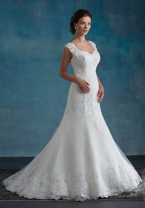1 Wedding by Mary's Bridal 6522 Mermaid Wedding Dress