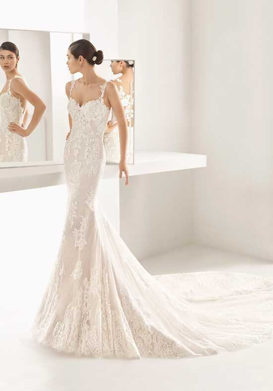 Rosa Clará OBOE Mermaid Wedding Dress