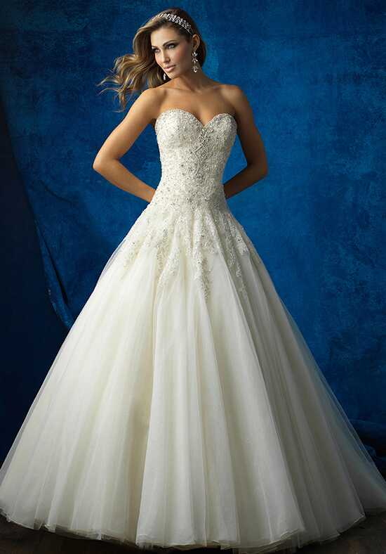 Allure Bridals 9369 Ball Gown Wedding Dress