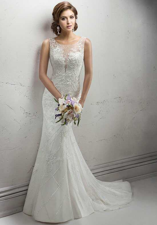 Sottero and Midgley Shanene Sheath Wedding Dress