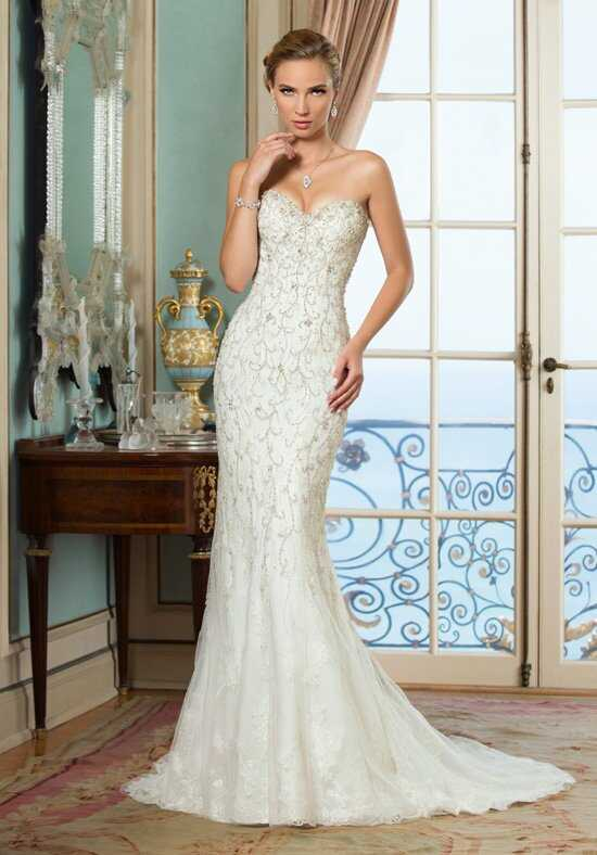 KITTYCHEN Couture ELSA, H141 Mermaid Wedding Dress