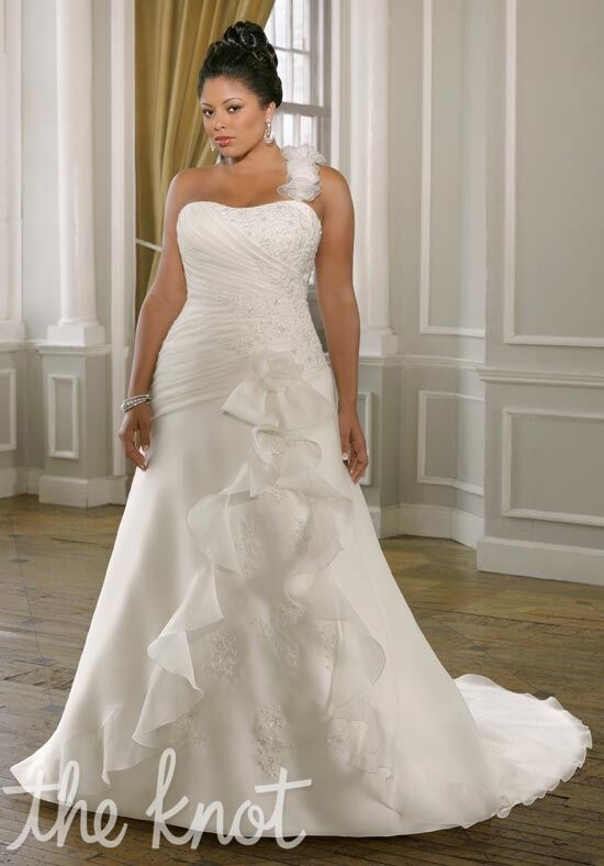 Morilee by Madeline Gardner/Julietta 3097 A-Line Wedding Dress