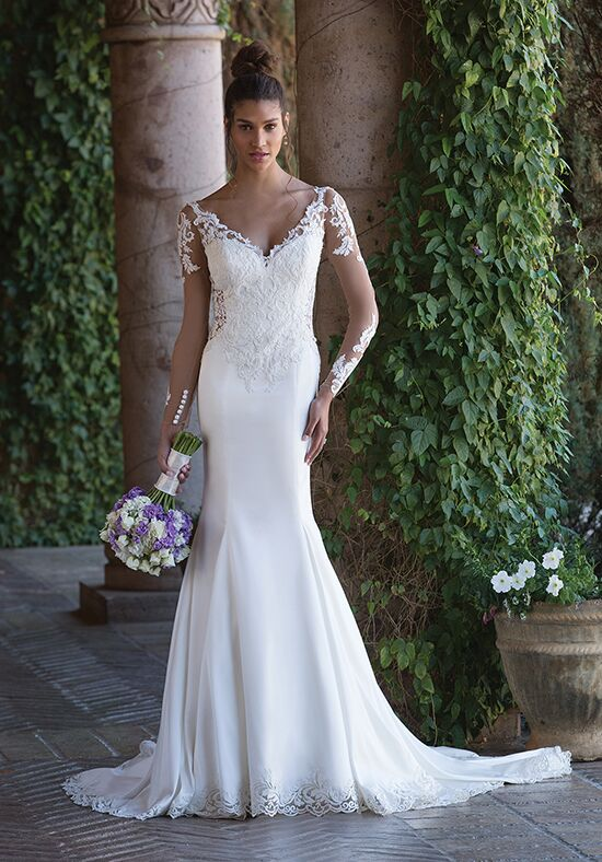 Sincerity Bridal 4015 Mermaid Wedding Dress