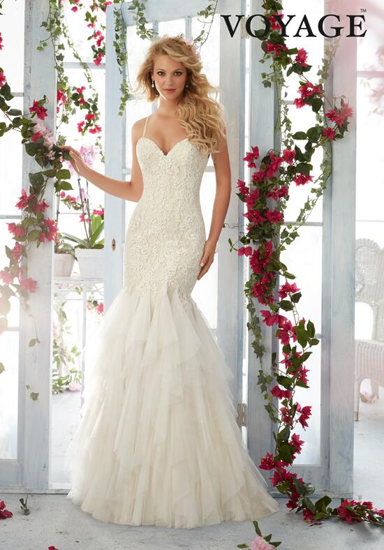 Voyage by Madeline Gardner 6813 Wedding Dress photo