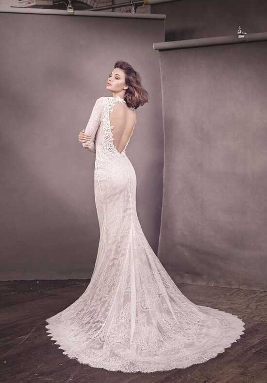Lazaro 3652 Sheath Wedding Dress
