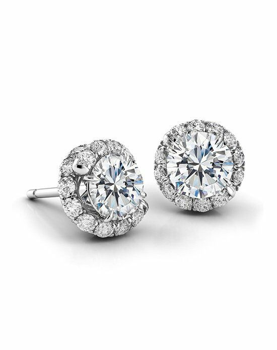 Danhov Fine Jewelry Abbraccio Fine Jewelry-AH100 Wedding Earrings photo