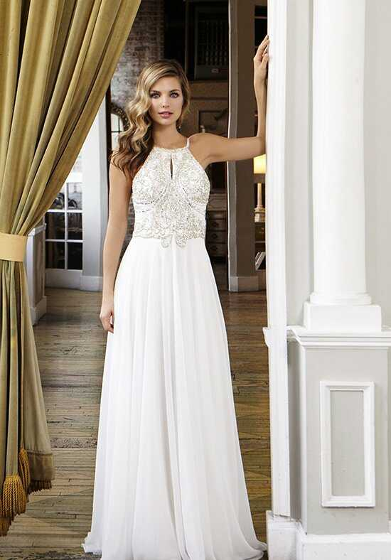 Jovani Bridal JB92605 A-Line Wedding Dress