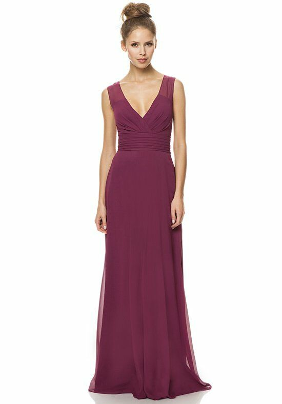 Bari Jay Bridesmaids 1479 V-Neck Bridesmaid Dress