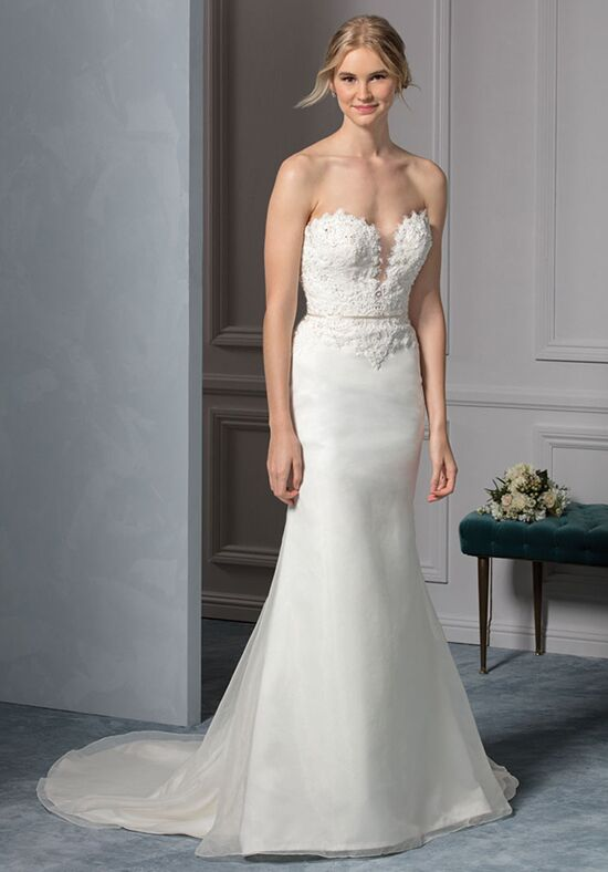 Beloved by Casablanca Bridal BL241 Capri Mermaid Wedding Dress
