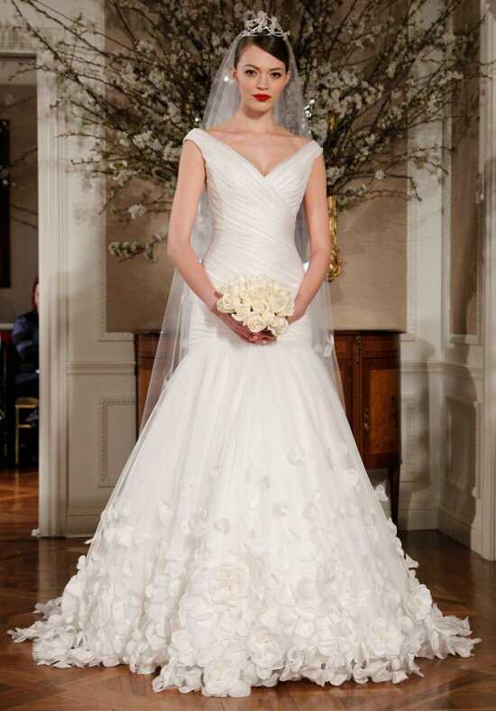 Romona Keveza Collection RK200 Mermaid Wedding Dress