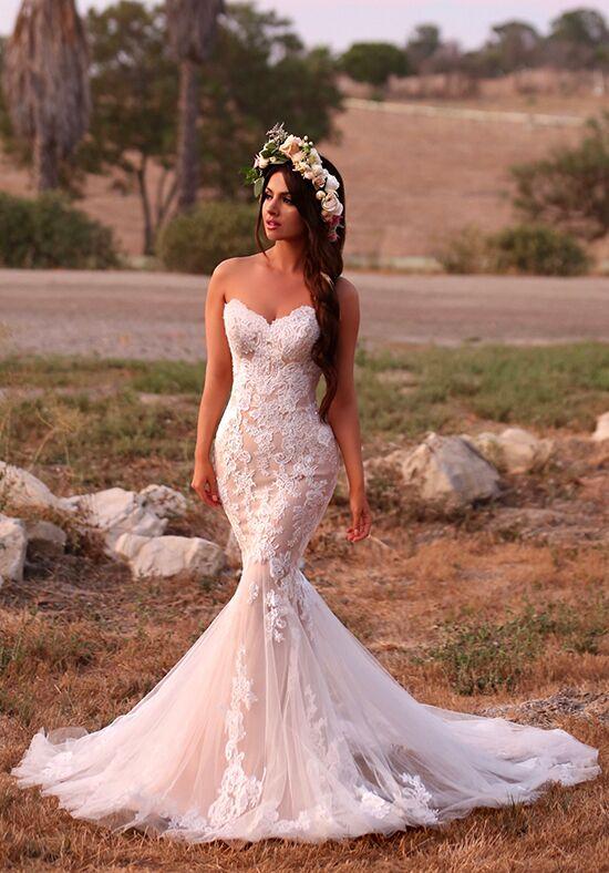 Blue By Enzoani Katerina Mermaid Wedding Dress
