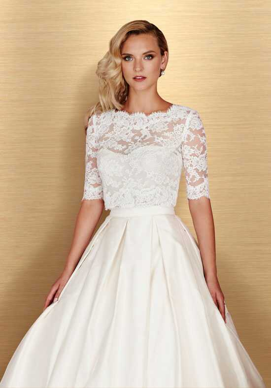 Paloma Blanca 4667 Ball Gown Wedding Dress