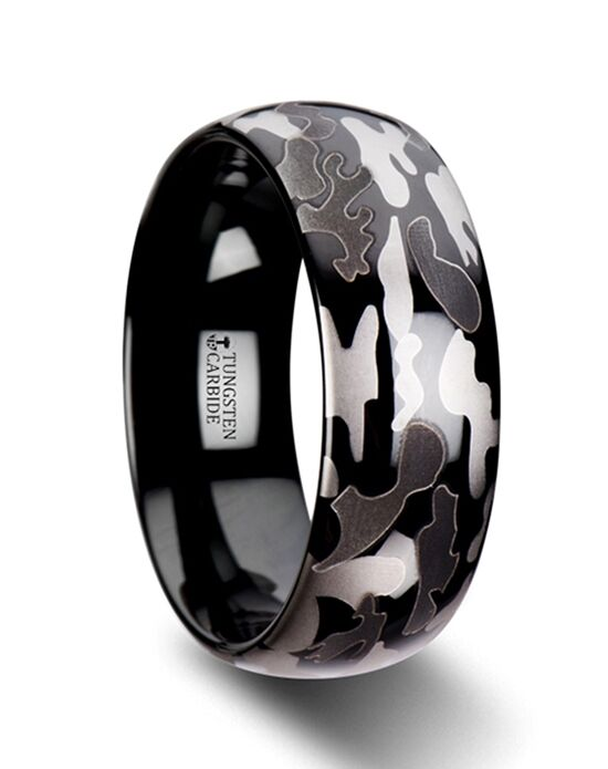 Mens Tungsten Wedding Bands W867-TEBG Tungsten Wedding Ring
