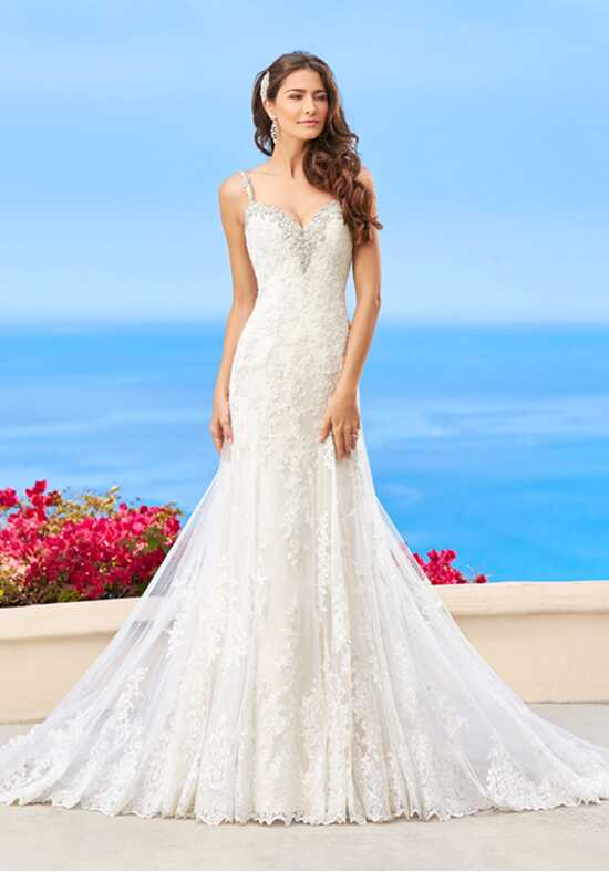 KITTYCHEN Couture AUBREY, H1625 Sheath Wedding Dress