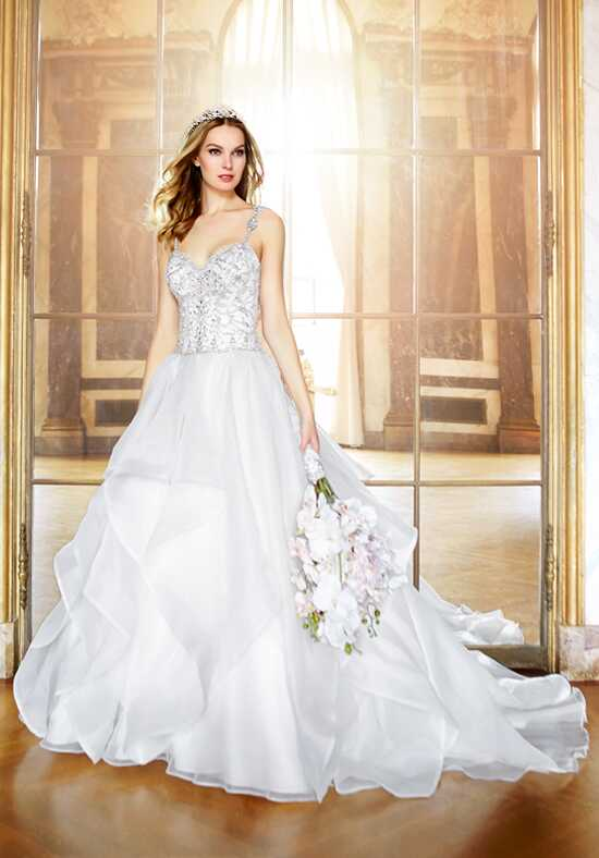 Moonlight Collection J6439 Ball Gown Wedding Dress