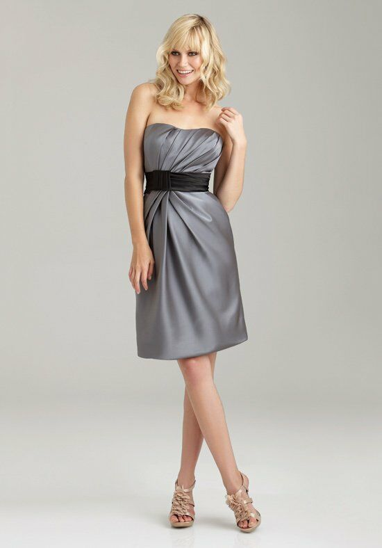 Allure Bridesmaids 1308 Scoop Bridesmaid Dress