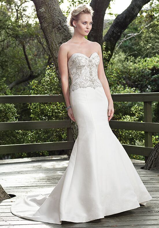 Casablanca Bridal 2251 Willow Mermaid Wedding Dress