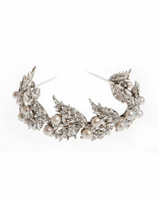 MEG Jewelry Marti headband Wedding  photo