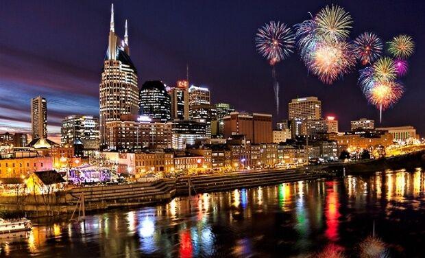 Omni Hotel Nashville New Years Eve