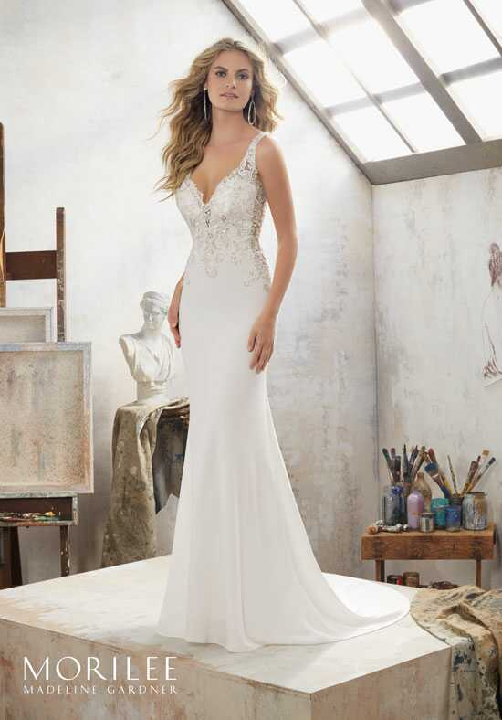 Morilee by Madeline Gardner Mallory/8113 A-Line Wedding Dress