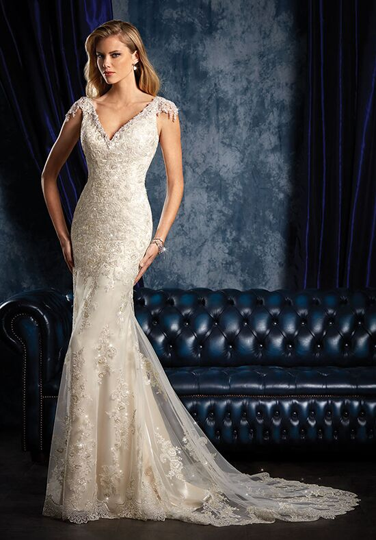 Alfred Angelo Sapphire Bridal Collection 956 Wedding Dress