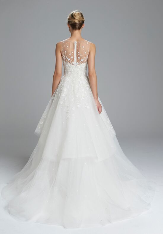 amsale kimpton wedding dress the knot