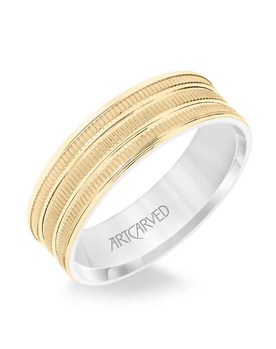 ArtCarved 11-WV8830YW65 Gold Wedding Ring