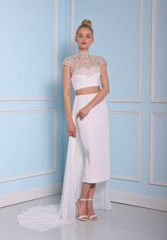 Christian Siriano for Kleinfeld BSS17-17020 Sheath Wedding Dress