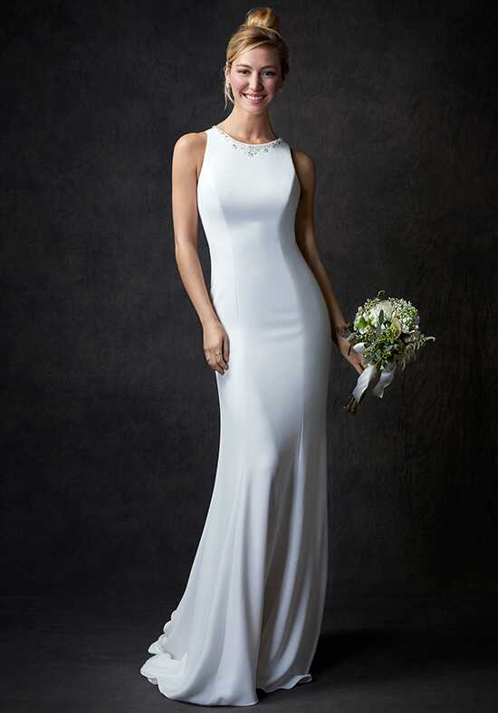 Kenneth Winston: Gallery Collection GA2301 Sheath Wedding Dress