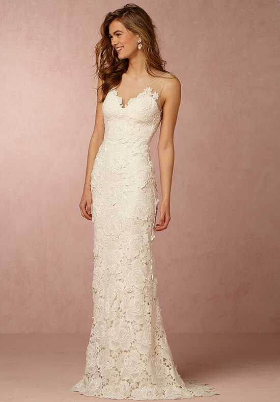 BHLDN Jolie Gown Sheath Wedding Dress