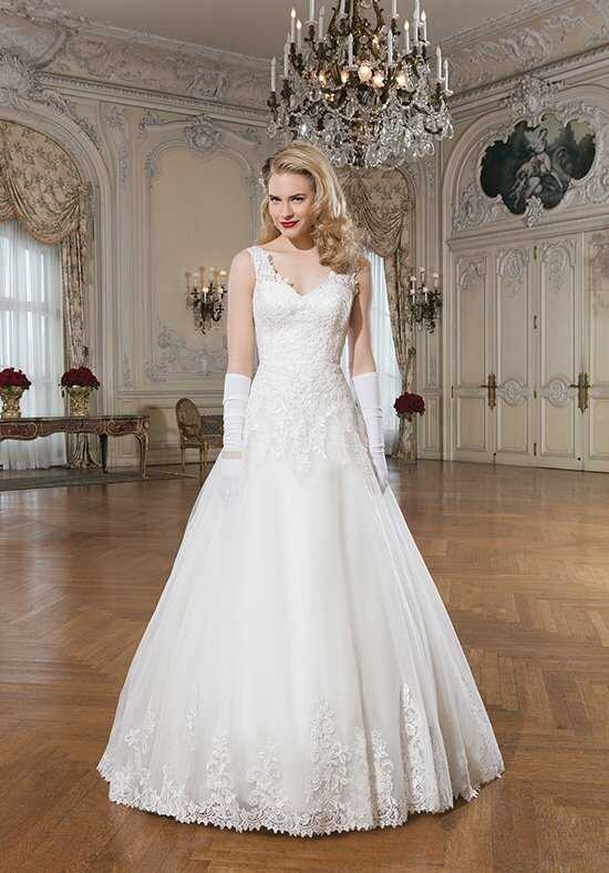 Justin Alexander 8763 Ball Gown Wedding Dress